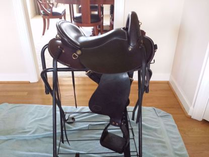 Picture of DeSoto Endurance Saddle, NEW LISTING!