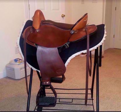 Picture of DeSoto Endurance Saddle, AWESOME REDUCED PRICE!